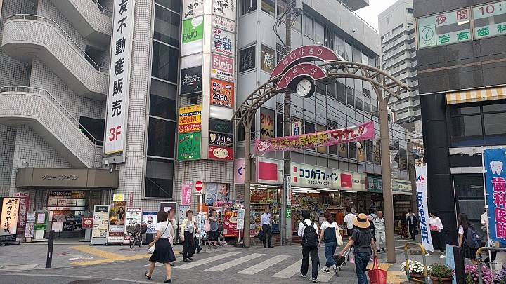 荻窪仲通り商店街