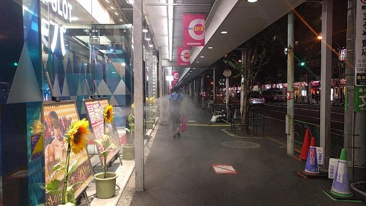 荻窪 感情8号線 商店街