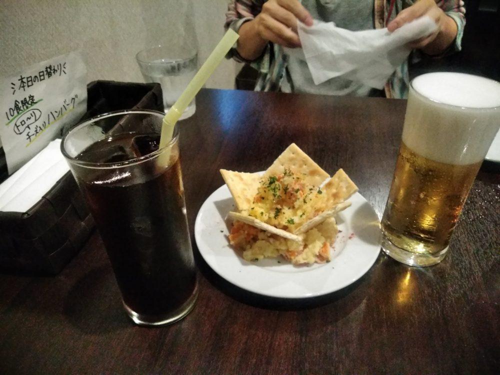 洋食ツバキ亭 ポテトサラダ