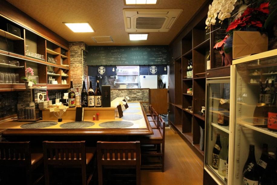 日本酒が無制限で飲み放題!?日本酒と創作料理「南雲商店」(荻窪駅西口)