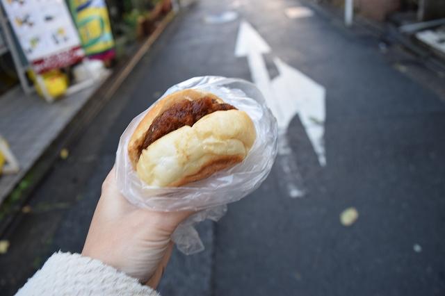 boulangerie brun(ブーランジュリーブリュン)メンチカツパン