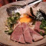 荻窪北口「宮古島食堂」で沖縄を感じる背脂まぜそばランチ