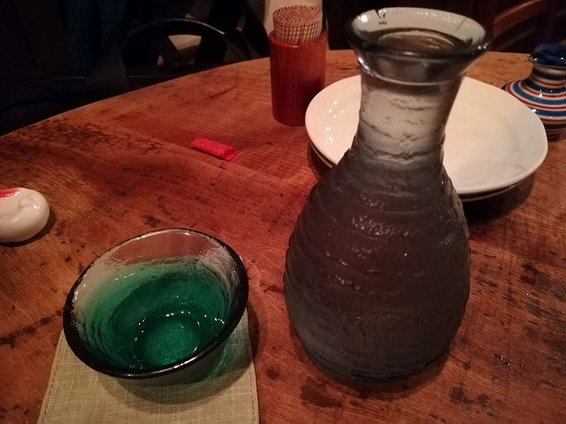 「荻窪 卯」日本酒