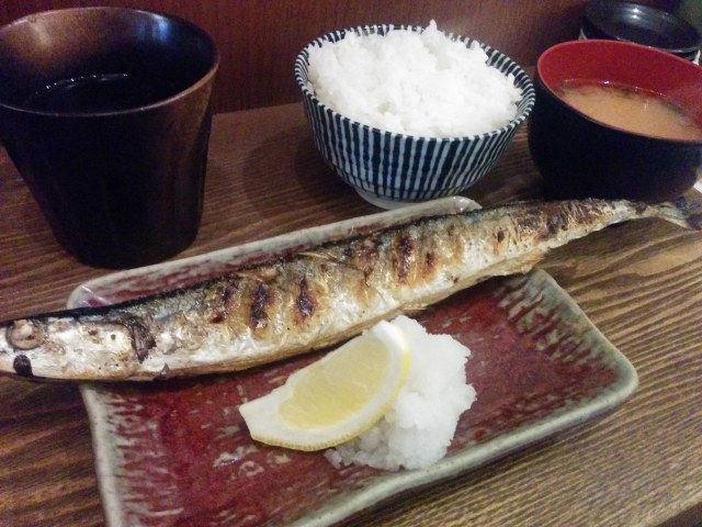 魚正宗ランチ
