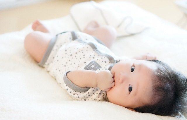 赤ちゃんのイメージ図