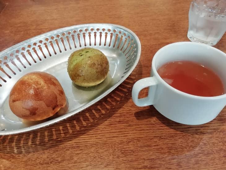 荻窪ル・クール・ピュー パンとスープ