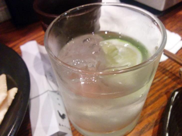 神鶏(しんけい)荻窪本店 サムライロック